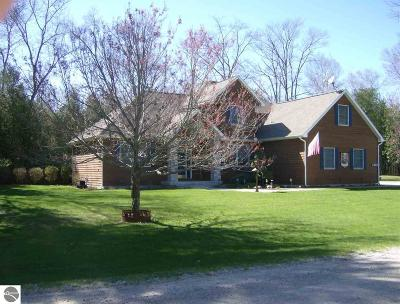 Oscoda Single Family Home For Sale: 7387 W Woodlea Road