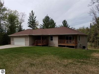Tawas City Single Family Home For Sale: 2992 Miller Road