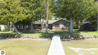 Benzie County Single Family Home For Sale: 8823 Deadstream Road
