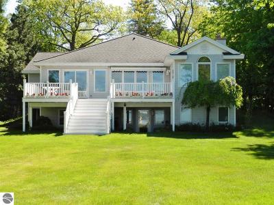 Single Family Home For Sale: 1223 Peninsula Drive