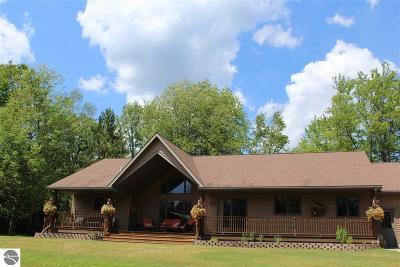 Oscoda Single Family Home For Sale: 1504 June Street
