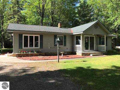 Hale Single Family Home For Sale: 5376 Ausable Drive