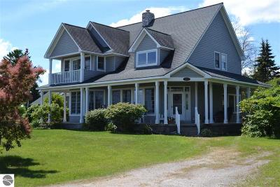 Harrisville Single Family Home For Sale: 1860 S Sturgeon Point