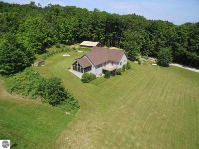 Northport Single Family Home For Sale: 7755 N Matheson Road