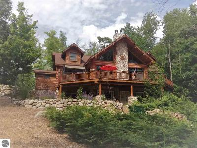 Antrim County Single Family Home For Sale: 10306 Lost Lake Trail