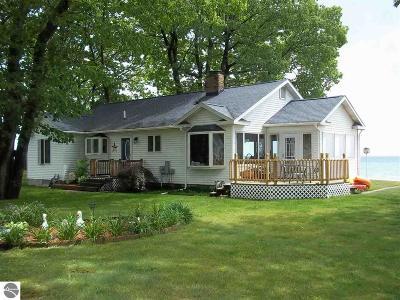 Tawas City Single Family Home For Sale: 1527 Douglas Drive