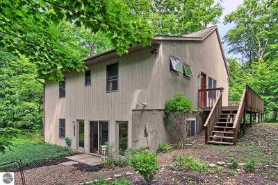 Benzie County Single Family Home For Sale: 605 Finney Avenue