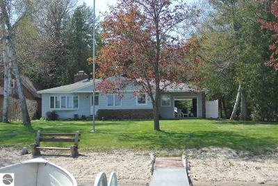 Benzie County Single Family Home For Sale: 3843 Birch Drive