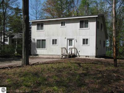 Benzie County Single Family Home For Sale: 4105 Birch Drive