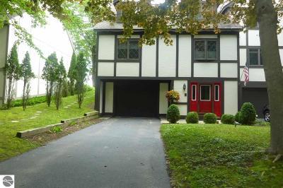 Benzie County Condo For Sale: 537 Michigan Avenue #7