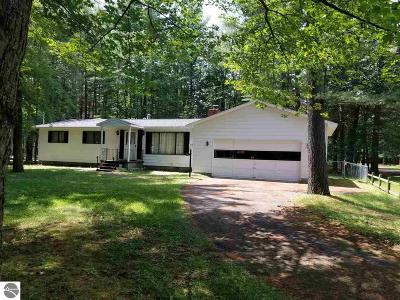 East Tawas Single Family Home For Sale: 881 Geller Court