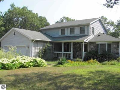 Oscoda Single Family Home For Sale: 6182 Norway Road