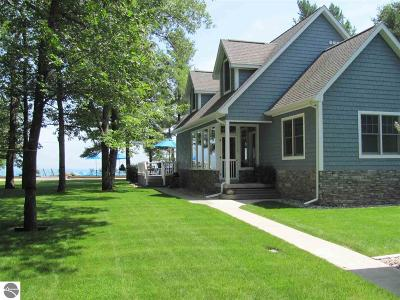 East Tawas Single Family Home For Sale: 1602 Media Drive