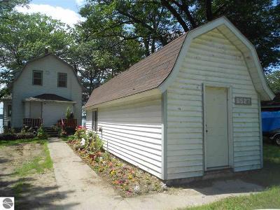 Oscoda Single Family Home For Sale: 6527 Loud Drive