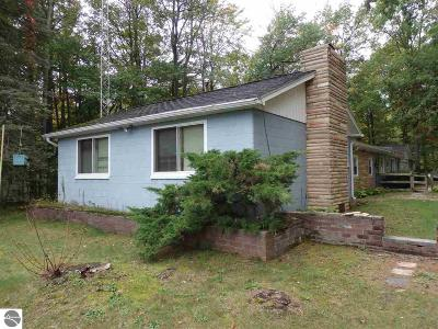 Oscoda Single Family Home For Sale: 6328 N Us-23