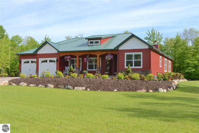 Antrim County Single Family Home For Sale: 203 S Golden Beach Drive