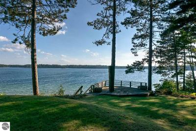 Traverse City Single Family Home For Sale: 9235 North Long Lake Road