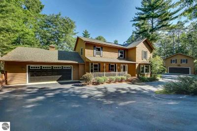 Traverse City Single Family Home For Sale: 4161 Pintail Drive
