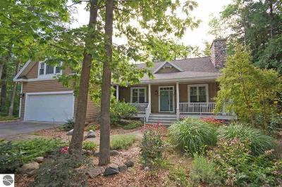 Leelanau County Single Family Home For Sale: 27 Pine Trace