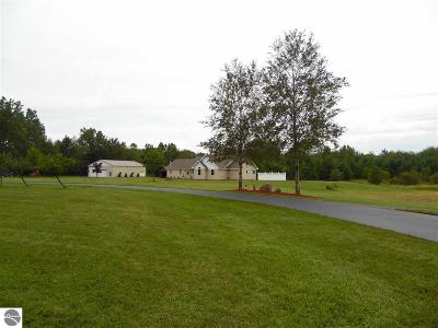 Tawas City Single Family Home For Sale: 2293 Townline Road
