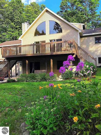 Leelanau County Single Family Home For Sale: 3041 S Blake Lane