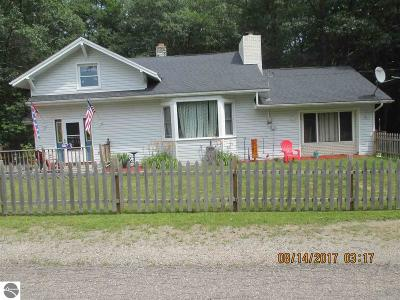 East Tawas Single Family Home For Sale: 1820 Aster Road