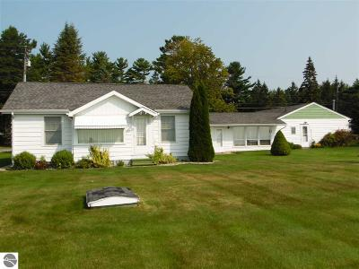 East Tawas Single Family Home For Sale: 2914 Wolverine Road