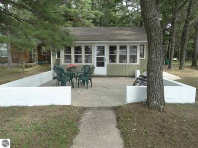 Oscoda Single Family Home For Sale: 6299 Woodlawn Drive