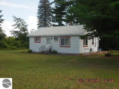 Tawas City Single Family Home For Sale: 240 Wilber Road
