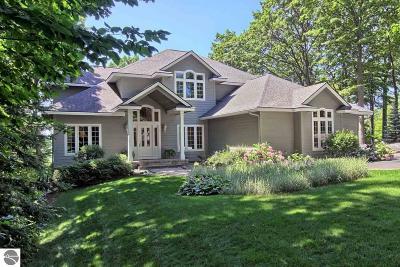 Traverse City Single Family Home New: 10260 E Twin Oak Drive