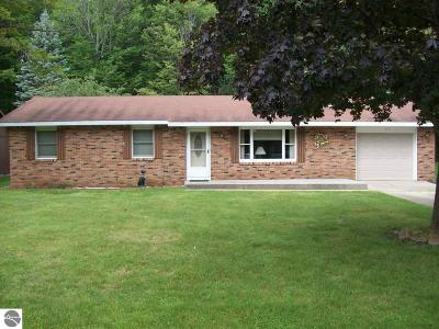 East Tawas Single Family Home For Sale: 319 S Airport Road