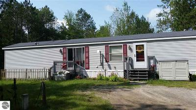 Tawas City Single Family Home For Sale: 2114 S Lorenz Road