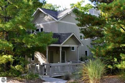 Leelanau County Condo For Sale: 9 Brook Hill Cottages