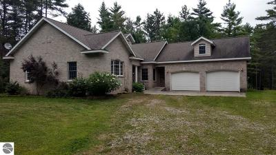 East Tawas Single Family Home Active U/C Taking Backups: 2160 Wilber Road