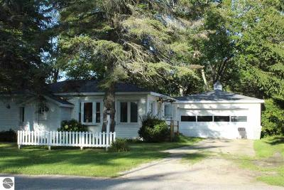 East Tawas Single Family Home For Sale: 612 Main Street
