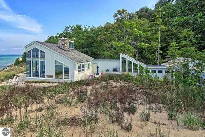 Single Family Home For Sale: 500 Beach Road