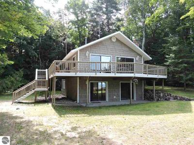 Antrim County Single Family Home For Sale: 3938 Michigan Trail