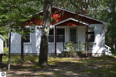 Oscoda Single Family Home For Sale: 6956 Loud Drive