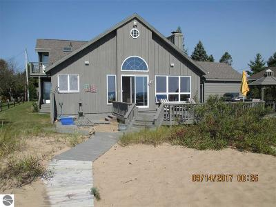 East Tawas Single Family Home For Sale: 1900 Ausable Point Road