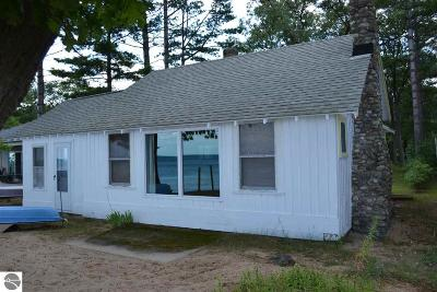 Oscoda Single Family Home For Sale: 3006 N Us-23