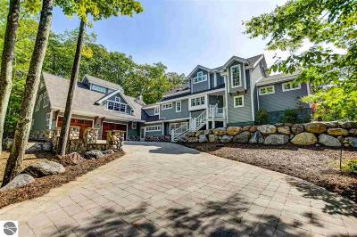 Leelanau County Single Family Home For Sale: 12 Loggers Run