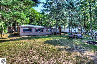 Oscoda Single Family Home For Sale: 6277 Woodland Drive