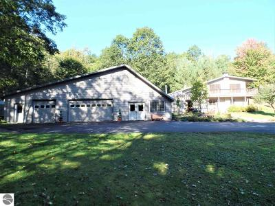Antrim County Single Family Home For Sale: 4662 Del Mason Road