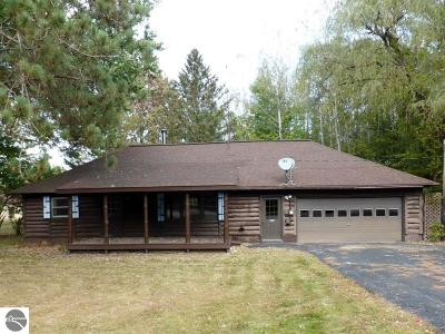 Benzie County Single Family Home For Sale: 7092 Cadillac Highway