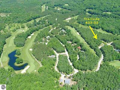 Benzie County Residential Lots & Land For Sale: 00-Units 32-33 Trailside Circle North