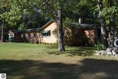 Oscoda Single Family Home For Sale: 6259 N Us-23