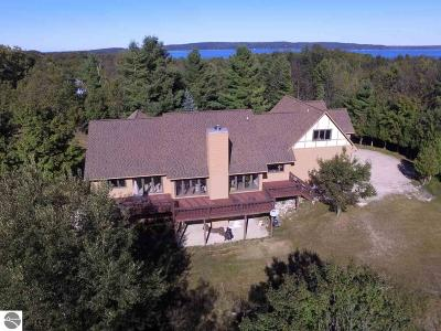Benzie County Single Family Home For Sale: 1904 Golf Lane