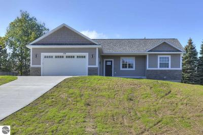 Traverse City Single Family Home For Sale: 378 Sierra Drive