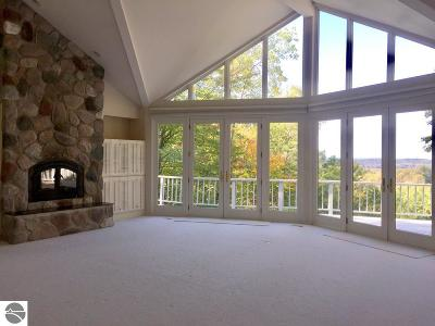 Antrim County Single Family Home For Sale: 6446 Wind Ridge Lane