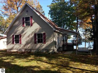 Tawas City Single Family Home For Sale: 2310 N Huron